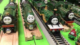 getlinkyoutube.com-EXCELLENT EMILY COLLECTION SEPTEMBER 30, 2016 Thomas and Friends Trains