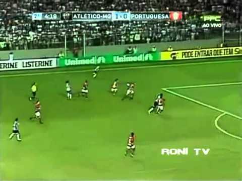 Ronaldinho vs Portuguesa - 7/08/2012 - [ roni TV ]