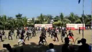 getlinkyoutube.com-St mary's high school flash mob
