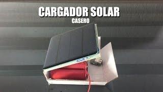 getlinkyoutube.com-Como hacer un cargador solar. I DIY I Solar Powerbank I