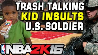 getlinkyoutube.com-TRASH TALKER INSULTS U.S. SOLDIER on MYCOURT NBA 2K16