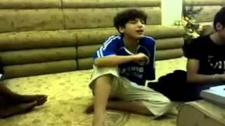 getlinkyoutube.com-إستكشف   ملفات الفيديو   الولد يغني صوته حلو على Netlog.flv