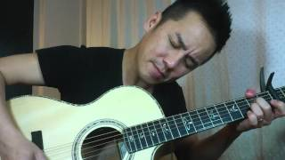 getlinkyoutube.com-New  2013 PRS Angelus Artist Package Adirondack /Tasmanian Blackwood Guitar Review in Singapore
