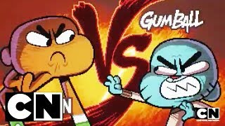 getlinkyoutube.com-The Amazing World of Gumball - The Words (Preview) Clip 2