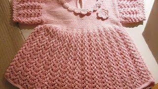 """getlinkyoutube.com-How to Knit * Lace Stitch """"Twiggy"""" * Knitting Stitch"""