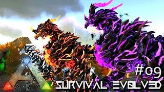 getlinkyoutube.com-ARK: SURVIVAL EVOLVED - TAMING Lvl 4000 DRAGON GODS !!! E09 (MODDED ARK MYSTIC ACADEMY)