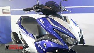 getlinkyoutube.com-AEROX 155 / NVX 155 Valentino Rossi @ Sepang เปิดจอง 1 ธค.59 ถูกกว่า Nmax : motorcycle tv
