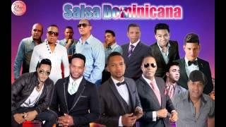 getlinkyoutube.com-Salsa Mix Dominicana 2016 las mas Pegadas