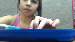 getlinkyoutube.com-Como fazer mechas no cabelo com creme!super fácil!