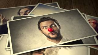 After Effects Template Photo Gallery Smile To Life