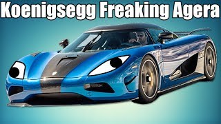 The Koenigsegg Freaking Agera! (R, S, One:1, RS)