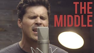 """Zedd - """"The Middle"""" ft. Maren Morris, Grey (Cover by Our Last Night) width="""