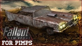 getlinkyoutube.com-Fallout New Vegas for Pimps - Driveable Cars in Fallout! - 1-07