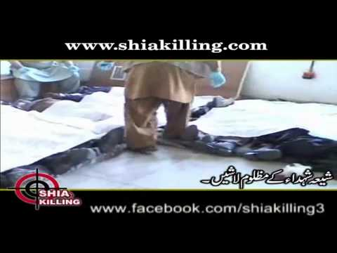Attack on bus in Kohistan - Shia Killing In pakistan 28 feb 2012