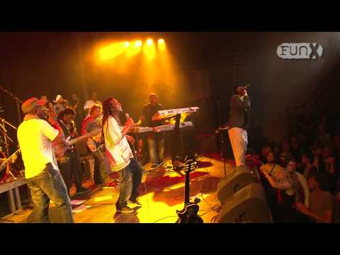 FunX: Tribute to Bob Marley LIVE