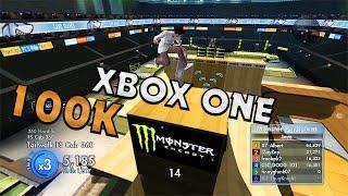getlinkyoutube.com-Skate 3 Xbox One: HOW TO GET 100K POINTS!
