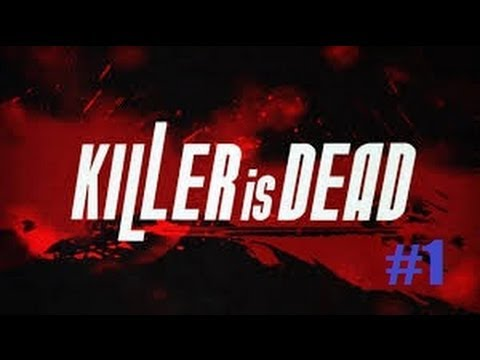 killer is dead #1 gameplay