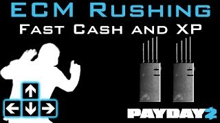 getlinkyoutube.com-Payday 2 - ECM Rushing For Fast Cash and XP