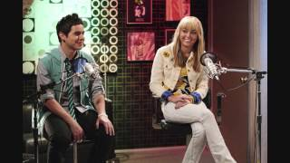 getlinkyoutube.com-Hannah Montana Ft. David Archuleta- I Wanna Know You (With Lyrics)