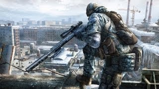 getlinkyoutube.com-Sniper Ghost Warrior 2: Siberian Strike Gameplay