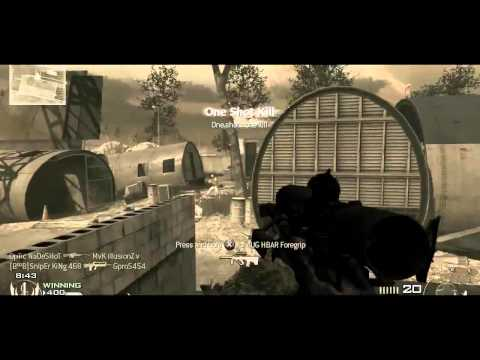 NaDeSHoT: MW2 Montage- Powered by SteelSeries