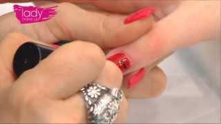 getlinkyoutube.com-Lady Make Up Smalto Semipermanente Layla