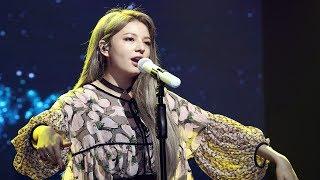 SHANNON(샤넌) 'Love Don't Hurt'(눈물이 흘러) Showcase Stage (HELLO, KPOP STAR 6, 쇼케이스)