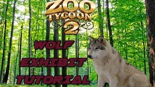 getlinkyoutube.com-Zoo Tycoon 2 Tutorial - Wolf Exhibit