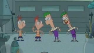 getlinkyoutube.com-Phineas e Ferb - Phiniandroide e Ferbos - HQ