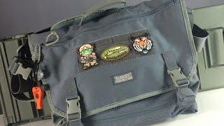 getlinkyoutube.com-Vanquest Skitch 15 Messenger Bag: The BEST Messenger Bag I've Used