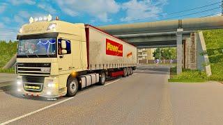 getlinkyoutube.com-Romanian Map (ETS2) Euro Truck Simulator 2