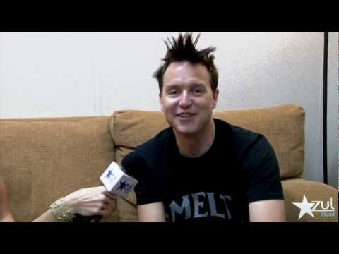 Blink 182- Mark Hoppus Interview@Honda Civic Tour