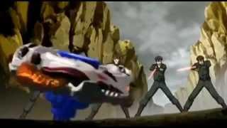 getlinkyoutube.com-Beyblade Metal Masters - Ryuga vs HD Bladers