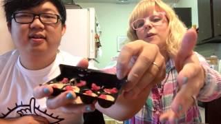 getlinkyoutube.com-Let's Make Popin' Cookin' Takoyaki