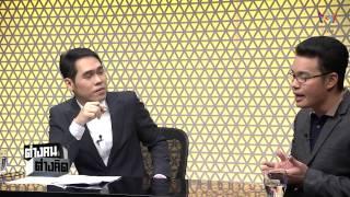 """รายการต่างคนต่างคิด ตอน """"ผ่าดวงประเทศไทย 2558"""" 31-12-57"""