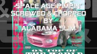 getlinkyoutube.com-Space Age Pimpin' 8Ball & MJG Screwed & Chopped By Alabama Slim