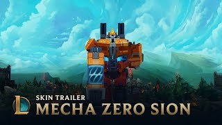Mecha Zero Sion: Reactivated - 「機甲特急」賽恩宣傳影片