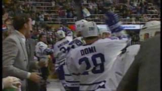 getlinkyoutube.com-Wendel Clark Returns to Toronto - 1996