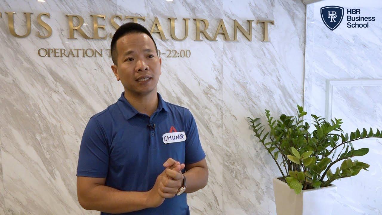 Cảm nhận học viên trường doanh nhân HBR - Anh Nguyễn Gia Chung CEO Viện thẩm mỹ Xinh