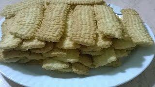 getlinkyoutube.com-طريقه عمل بسكويت العيد - الشاى بمكونات مضبوطه والنتيجه رائعه خطوه خطوه