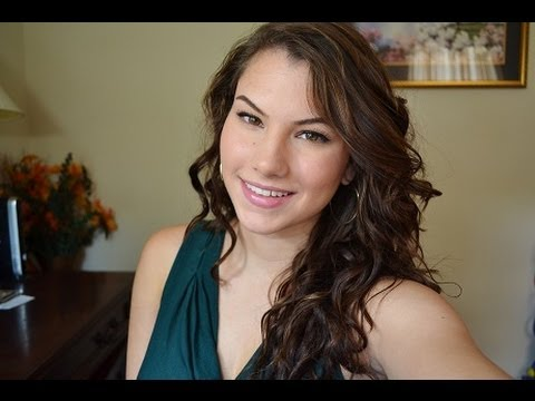 No Heat Curls Hair Tutorial for All Hair Types