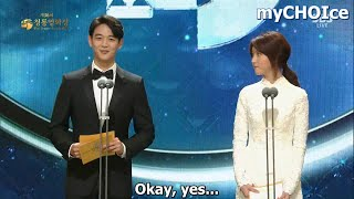"getlinkyoutube.com-[ ENG SUB ] 151126 MINHO - ""2015 36th Blue Dragon Film Awards"" Ceremony"