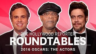 getlinkyoutube.com-Will Smith, Samuel L. Jackson, Mark Ruffalo and More Actors on THR's Roundtables | Oscars 2016
