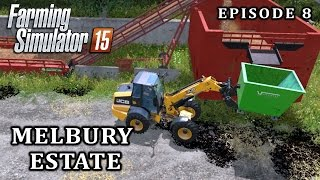 getlinkyoutube.com-Let's Play Farming Simulator 2015 | Melbury Estate | Episode 8