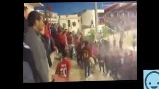 getlinkyoutube.com-شاهد شغب جمهور الأهلي المصري بتطوان