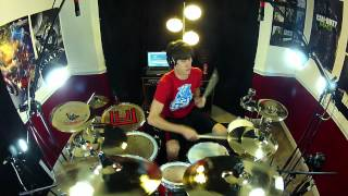 getlinkyoutube.com-Faint - Drum Cover - Linkin Park