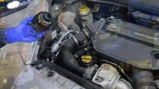 getlinkyoutube.com-FIAT 1.3 Multijet. Come risolvere problemi al FAP e tagliando motore 1300