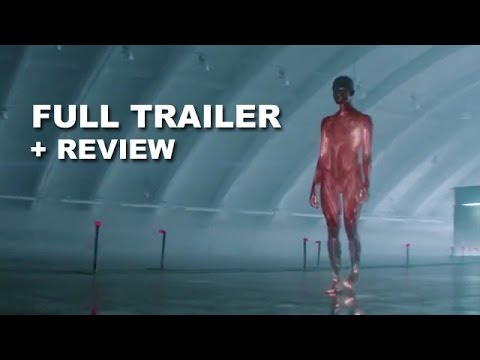 The Machine 2014 Official Trailer + Trailer Review : HD PLUS