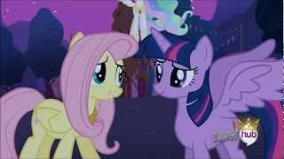 getlinkyoutube.com-Twilight Sparkle Transforms into an Alicorn - Magical Mystery Cure