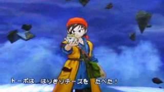 【PS2】ドラゴンクエスト8 暗黒神ラプソーン1ターン撃破